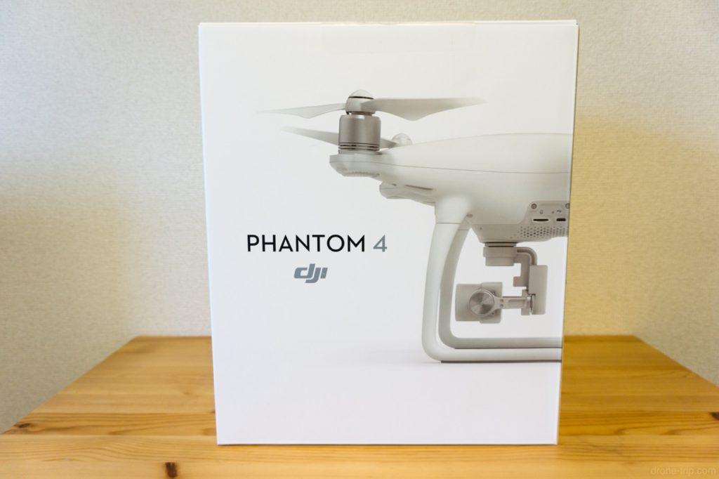 DJI Phantom4を購入