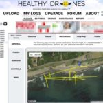 AirDATA UAV(旧Healthy Drones)に登録してみた